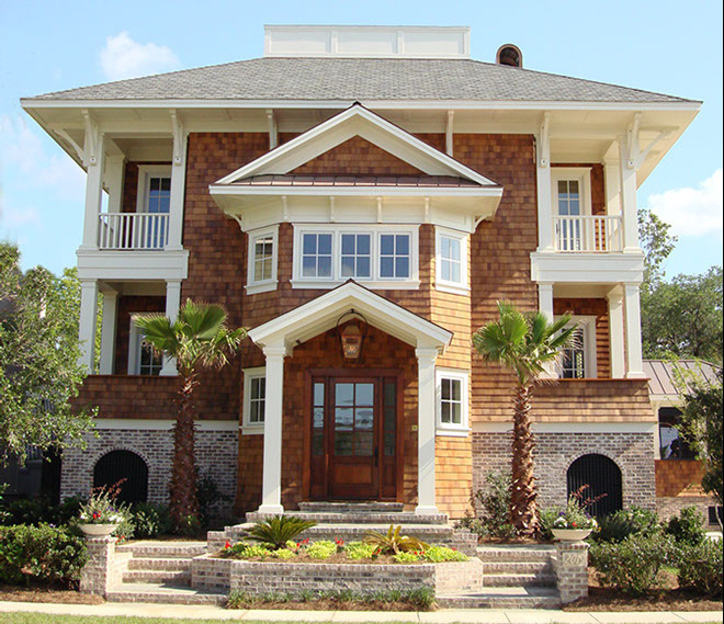 Residential Architecture Columbia Charleston South Carolina